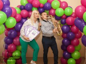 саксофонист живая музыка на корпоратив