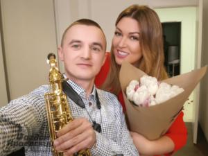 заказать поздравление на саксофоне